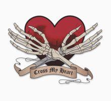 Cross My Heart (Hope To Die) by BurrowsImages