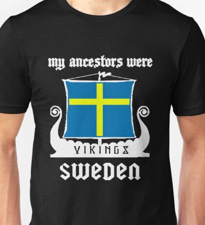 Sweden - Vikings Sweden Unisex T-Shirt