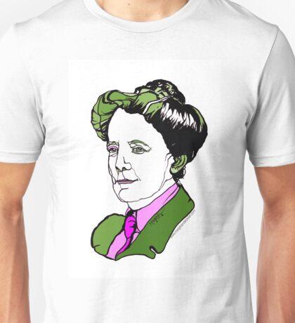 Ethel Smyth English Composer and Suffragette Unisex T-Shirt