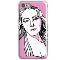 Madeleine Dring Female Composer iPhone Case/Skin