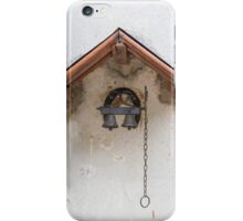the bell house iPhone Case/Skin