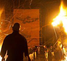 Fire Festival Japan by Mark Elshout