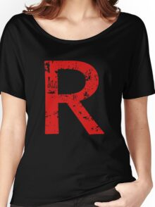 Team R Women's Relaxed Fit T-Shirt