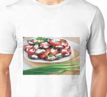 Lunch for a vegetarian Unisex T-Shirt