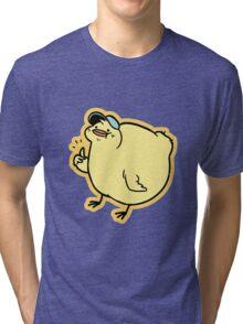 Thumbs Up Birdblob Tri-blend T-Shirt