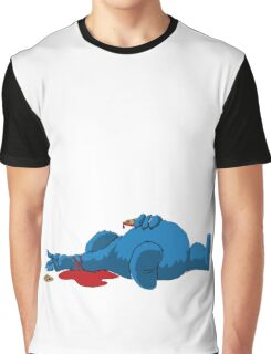 Coockie Monsther Graphic T-Shirt