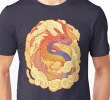 Orange Serpent Unisex T-Shirt