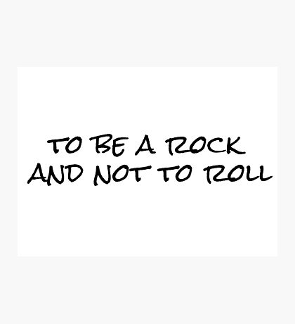 rock n roll led zeppelin lyrics stairway to heaven song music quotes inspirational hippie t shirts Photographic Print