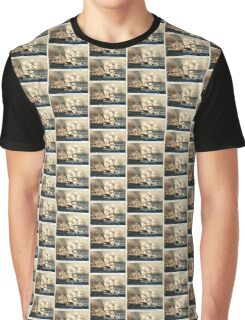 Great naval victory in Mobile Bay, Aug. 5th 1864 - 1864 Graphic T-Shirt