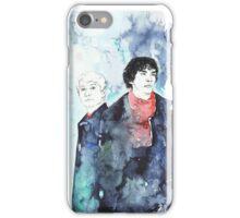 Sherlock - Cloudy Day iPhone Case/Skin