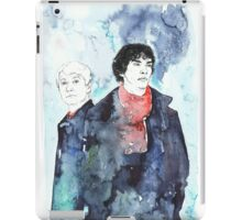 Sherlock - Cloudy Day iPad Case/Skin