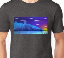 Pixel Skyline Unisex T-Shirt