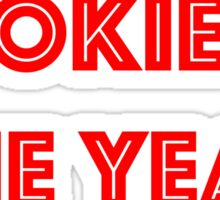 Rookie of the Year  Sticker