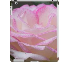 roses in the garden iPad Case/Skin