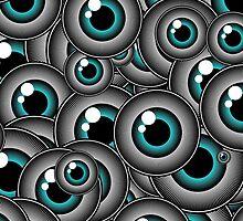 Hypnotize -Eyes, Eyes and Eyes- by thorstenschmitt
