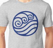 Waterbending emblem Unisex T-Shirt