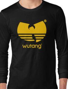 Wtang sports edition (yellow) Long Sleeve T-Shirt