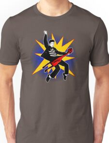 Even playing a rubber chicken I kick The Beatles' asses T-Shirt