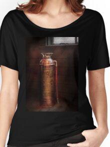 Fireman - Alert  Women's Relaxed Fit T-Shirt