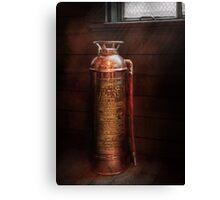 Fireman - Alert  Canvas Print
