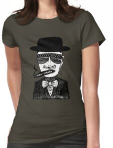 Funny  High enberg Spy Womens Fitted T-Shirt