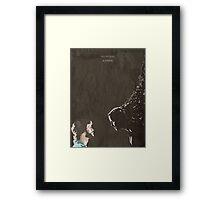 Kaiseki Framed Print