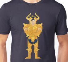 Taurus Aldebaran - Saint Seya Pixel Art Unisex T-Shirt