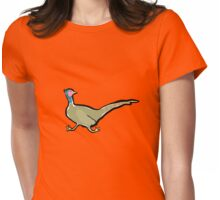 pheasant Womens Fitted T-Shirt