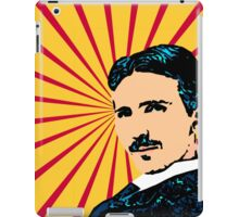 Tea Time with Tesla iPad Case/Skin