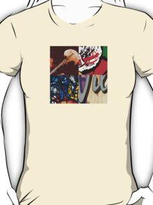 Erasure Beginnings Pop Art T-Shirt