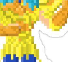 Pisces Aphrodite - Saint Seya Pixel Art Sticker