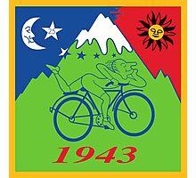 Albert Hofmann Bikeride LSD Photographic Print