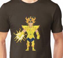 Leo Aiolia - Saint Seya Pixel Art Unisex T-Shirt