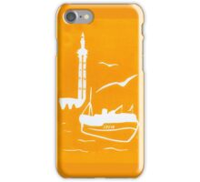 Home in Yellow iPhone Case/Skin