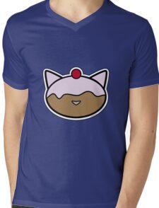 Meow pastry Mens V-Neck T-Shirt