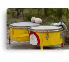 drum and percussion Canvas Print