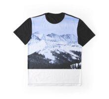 Blue Mountain  Graphic T-Shirt