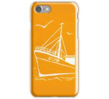 Ross Tiger in Yellow iPhone Case/Skin