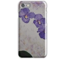 Orchids on a Stem iPhone Case/Skin