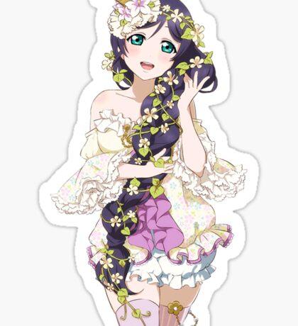 Rapunzel Nozomi Tojo Sticker