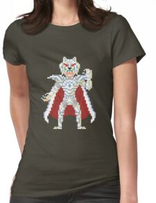 Alcor Zeta Bud - Saint Seya Pixel Art Womens Fitted T-Shirt