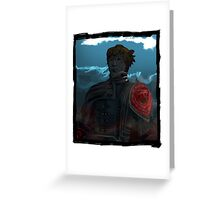 Sylvari Greeting Card