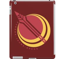 ARKOS will never sink! iPad Case/Skin