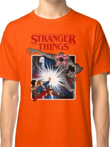 Stranger Things Animated Series Classic T-Shirt