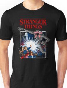 Stranger Things Animated Series Unisex T-Shirt