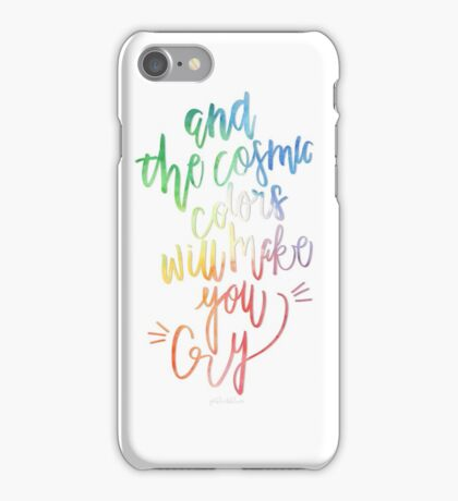 DINNER BELL - WITH CONFIDENCE iPhone Case/Skin