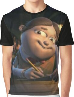 Bolbi Stroganovsky Graphic T-Shirt