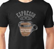 Espresso Coffee Unisex T-Shirt