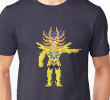 Cancer Deathmask - Saint Seya Pixel Art Unisex T-Shirt