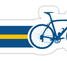 Bike Stripes Swedish National Road Race Sticker